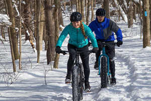mont tremblant fat bike