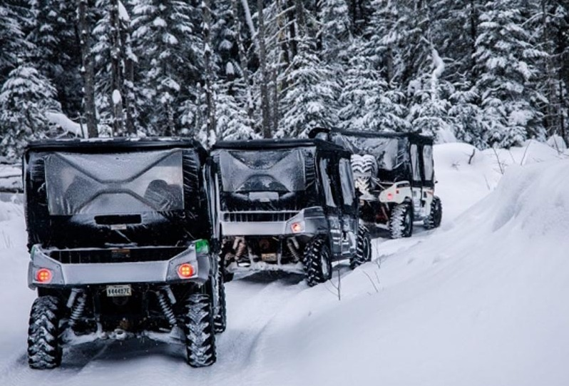 buggy tours Tremblant