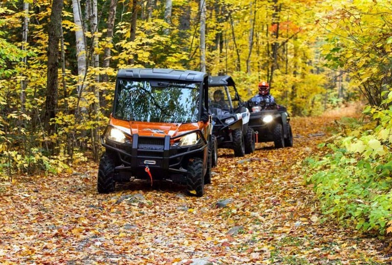 buggy tours in Tremblant