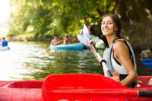 kayaking tremblant, activities in Mont Tremblant