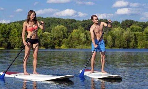 summer activities in Mont Tremblant